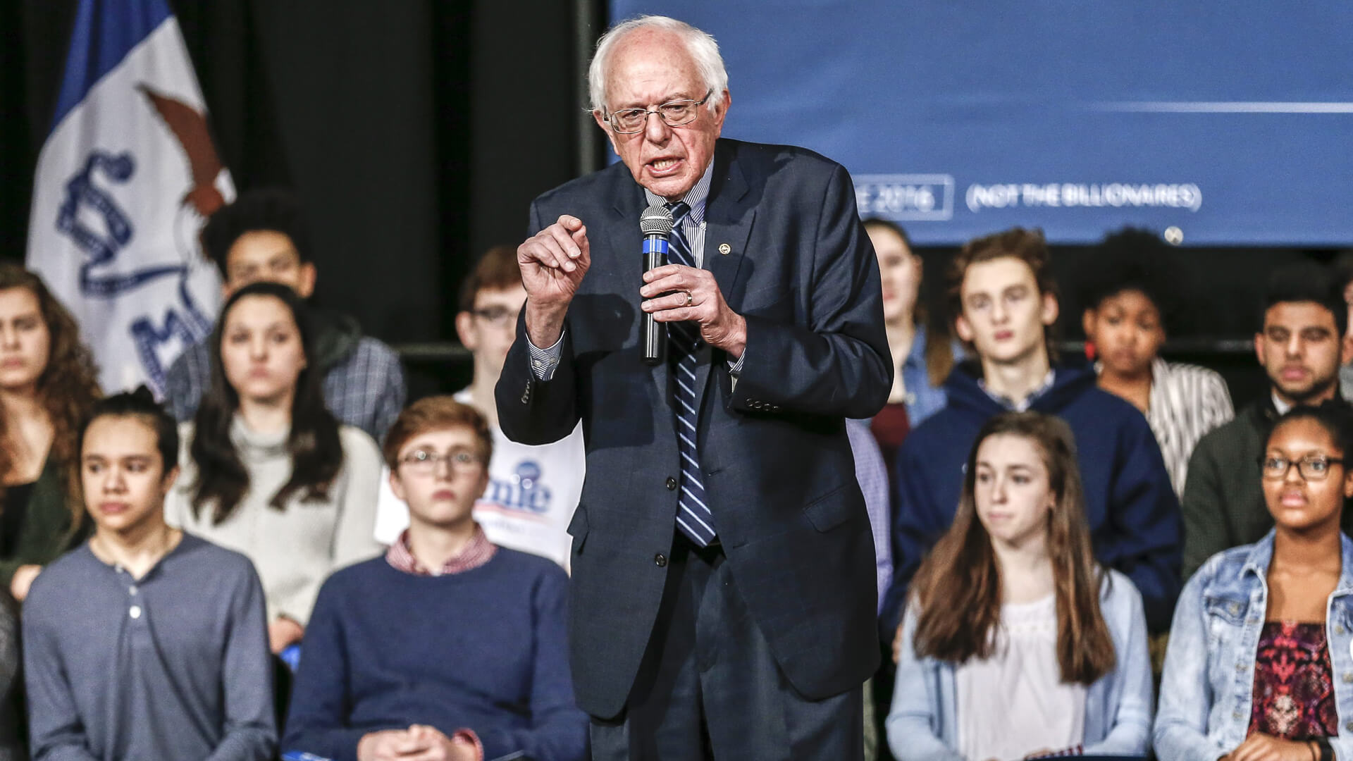 Bernie Sanders' Student Loan Forgiveness Plan Works for Millennials, but What About Everyone Else?