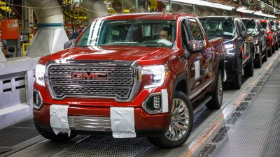 General Motors Laying Off 4,000 Workers