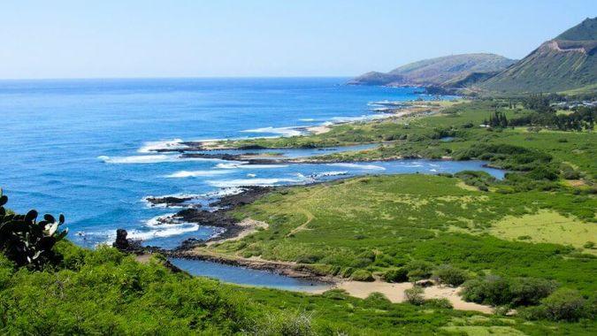 Kaiwi State Scenic Shoreline