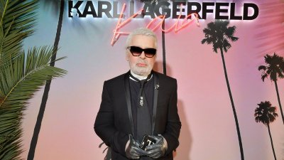 Karl Lagerfeld's Cat Could Become the World's Wealthiest Feline