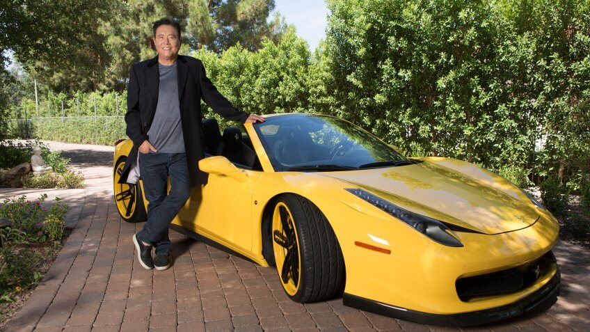 'Rich Dad, Poor Dad' Author Reveals the Only Real Way to Grow — and Keep — Your Wealth