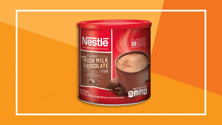 Nestle Rich Milk Chocolate Hot Cocoa Mix Target