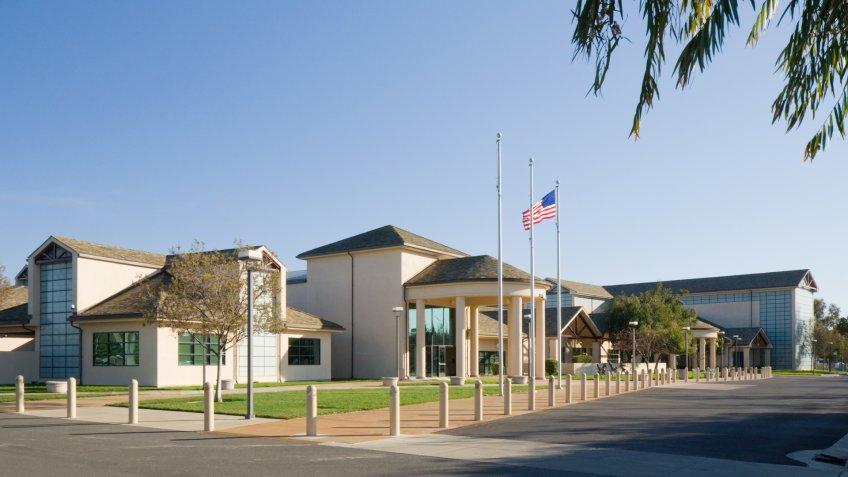 Activity and Family Aquatic Center in Newark California