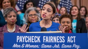 Where Will Alexandria Ocasio-Cortez Get the Funds to Pay Her Staff a $52K Living Wage?