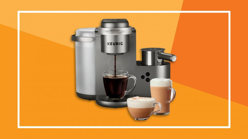 Single Serve Coffee, Latte, & Cappuccino Maker Target