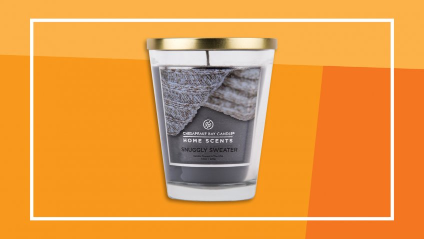 Snuggly Sweater Candle Target
