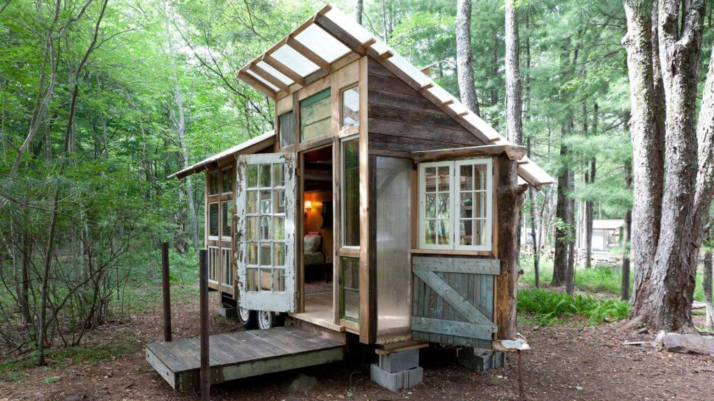 Tiny Home on Farm Upstate Catskills Woodbridge NY Airbnb
