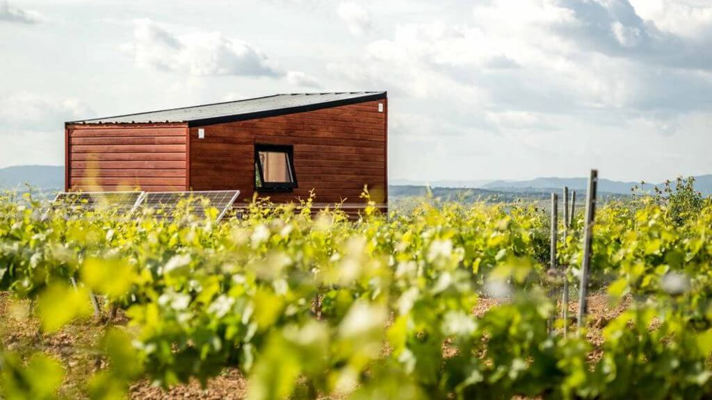 Tiny House in the vineyards near Barcelona Airbnb