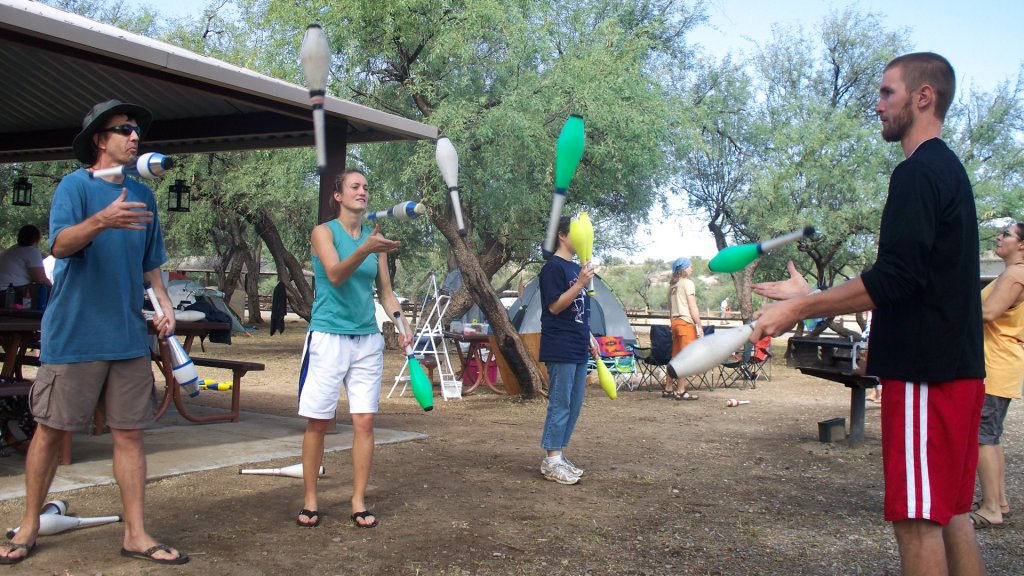 Tucson Juggling Festival