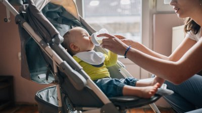 Walmart Offering Huge Discounts on Strollers, Cribs and Other Baby Items
