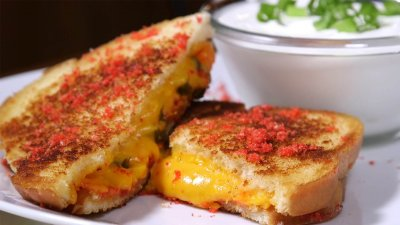 Budget Bites: Gourmet Grilled Cheese for Under $5