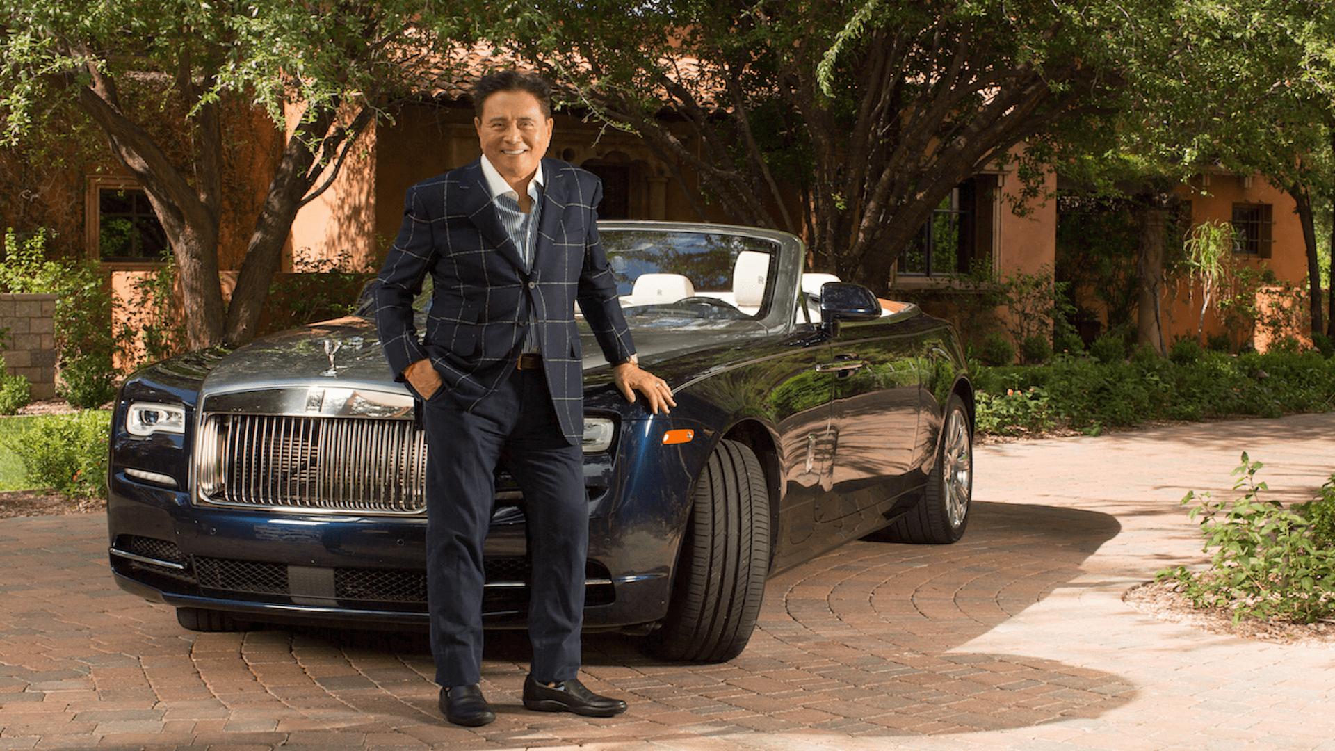 Robert Kiyosaki Reveals the Best Money Advice He Ever Received