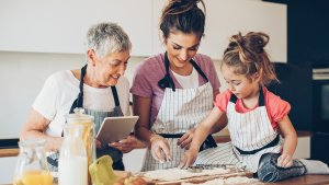 Taking Care of Your Kids and Parents? 8 Ways to Thrive When You're in the 'Sandwich' Generation
