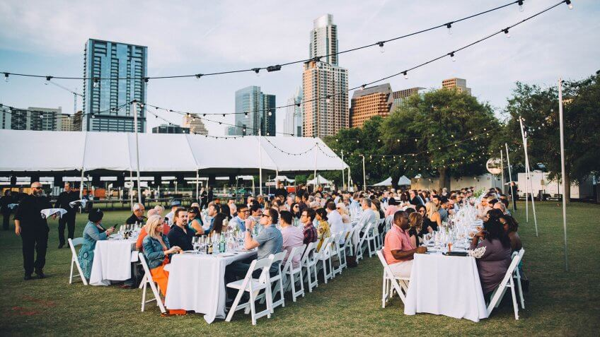 Austin Food + Wine  Festival.