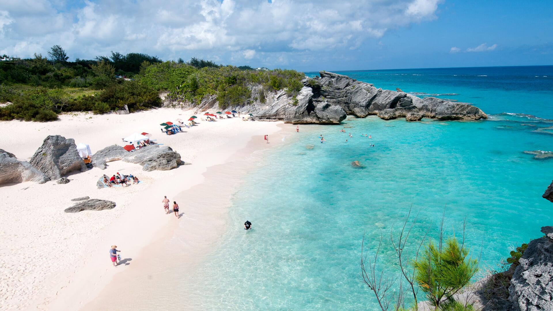 Bermuda is located in the North Atlantic Ocean.