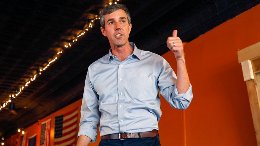 Beto O'Rourke Sets Another Fundraising Record in the First 24 Hours of his 2020 Campaign