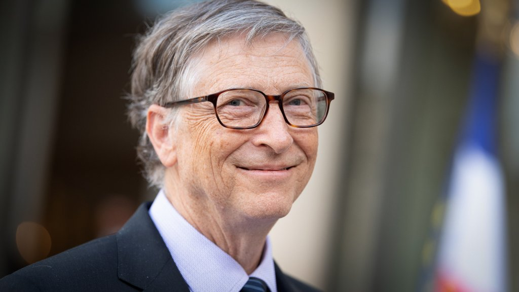 bill gates was a centibillionaire for a day