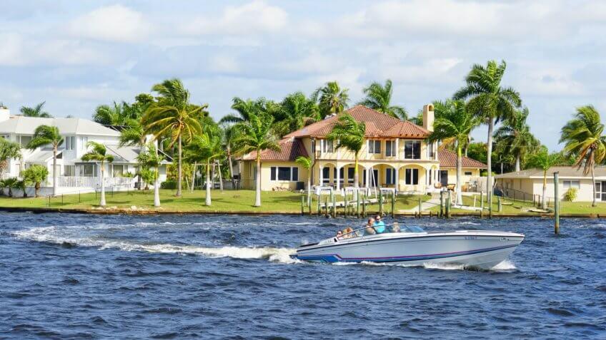 Cape Coral, Florida, U.S.A