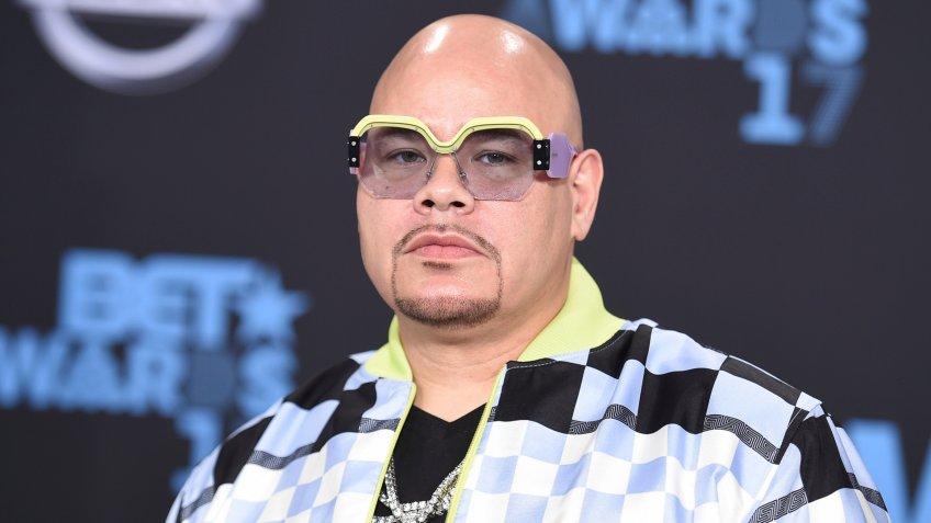 Fat Joe attends BET awards