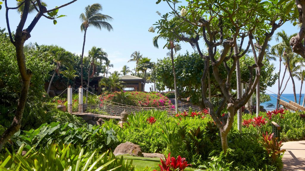 Hyatt Regency Maui Resort and Spa Exterior