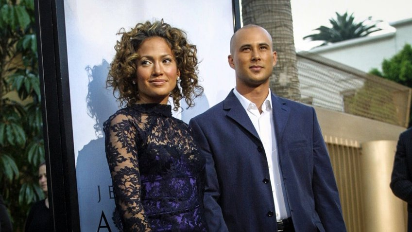 Jennifer Lopez and Cris Judd net worth