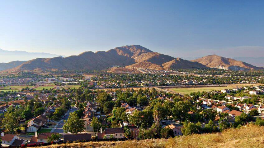 Jurupa Valley California