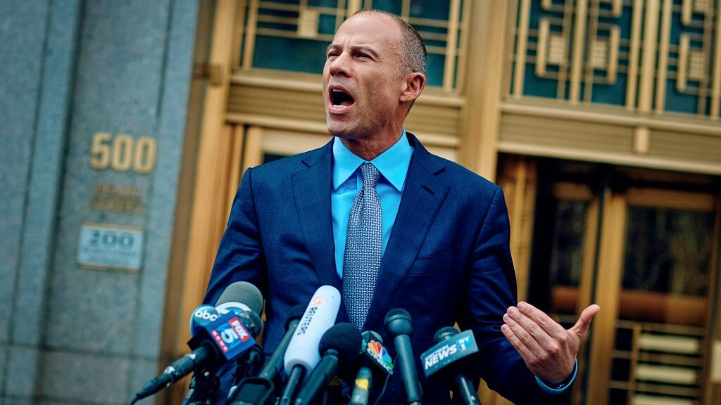 Michael Avenatti net worth shutterstock_9628512b 1024x576