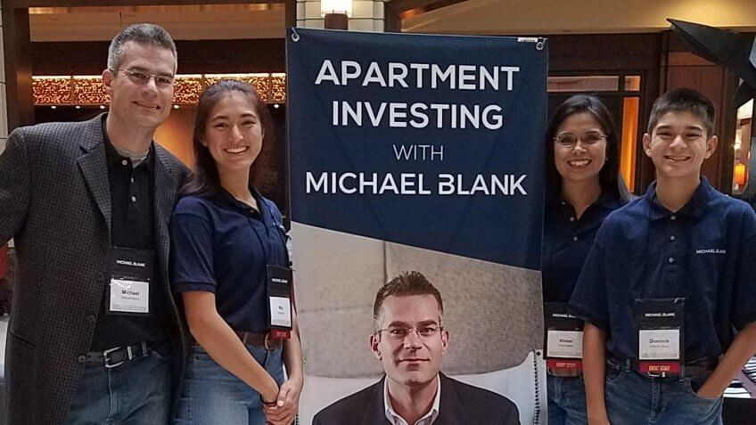 Michael Blank real estate investor