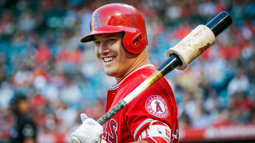 Mike Trout allegedly signs for most expensive contract in professional sports history