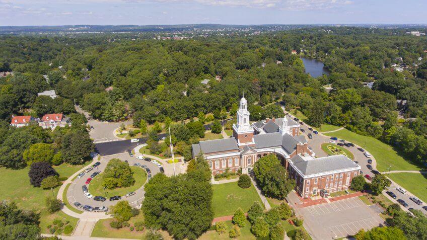 Newton Massachusetts