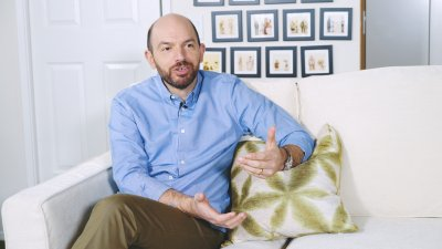 What Paul Scheer Learned About Money from Showtime's 'Black Monday'