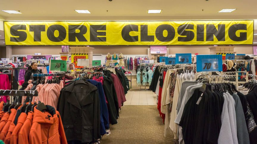 Seasrs store closing in New York