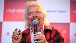 Richard Branson Says Unlimited Vacation Time Is a Must for Bosses and Employees