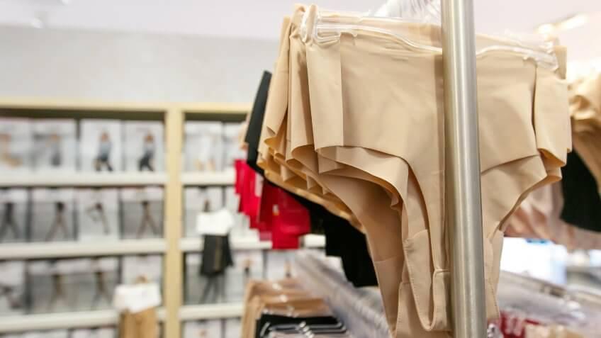 Spanx undergarments