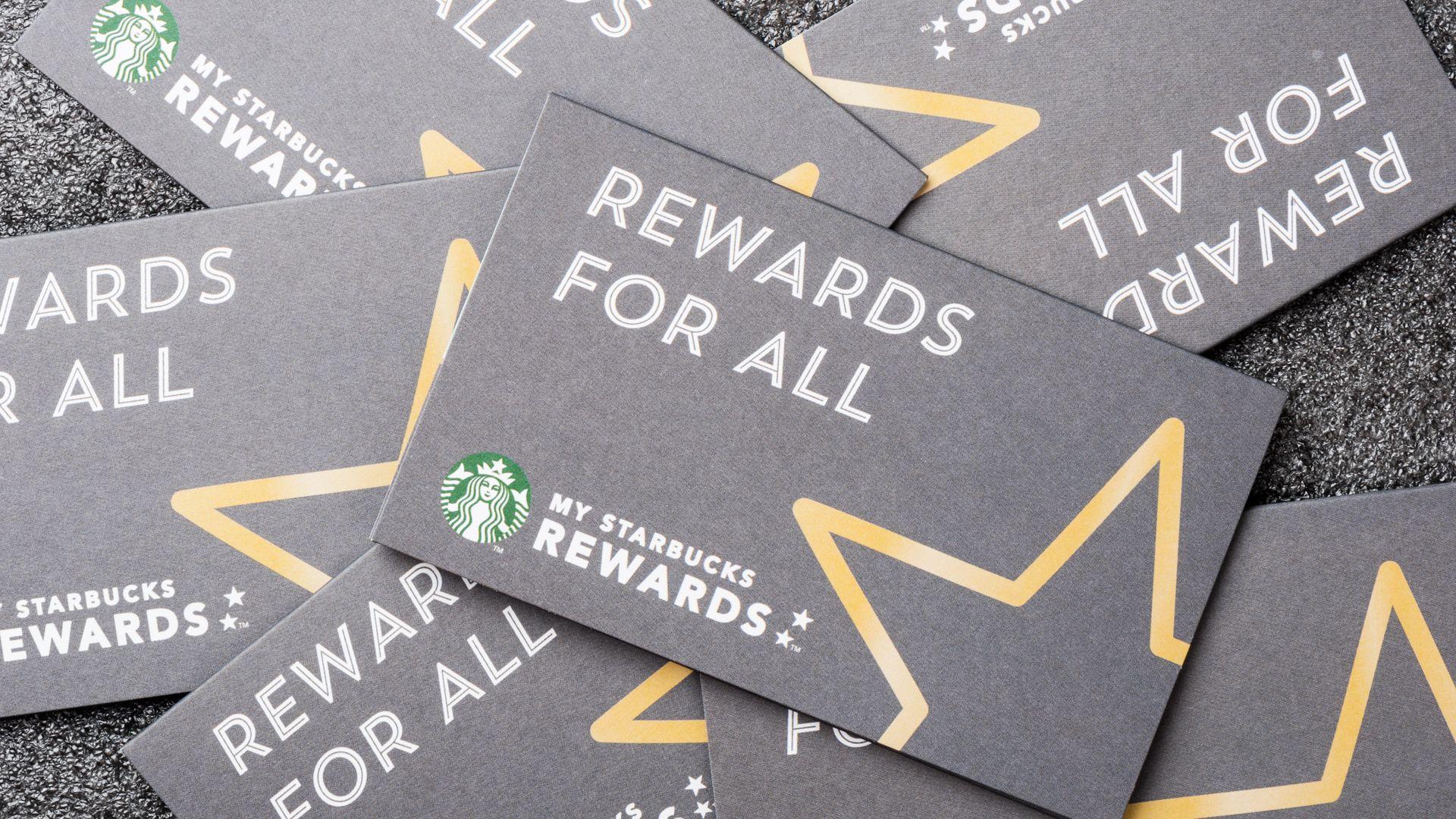 Starbucks relaunches it's Star Rewards Program