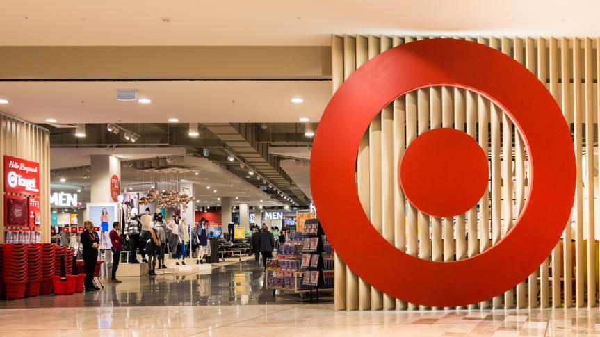 Target store indoors