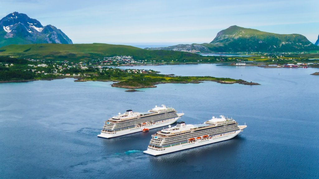 Viking Sky cruise ships