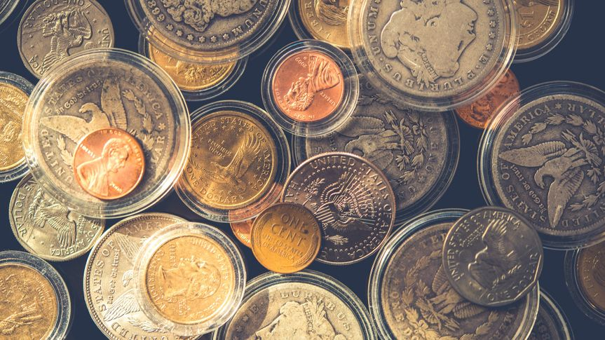 old collectible coins