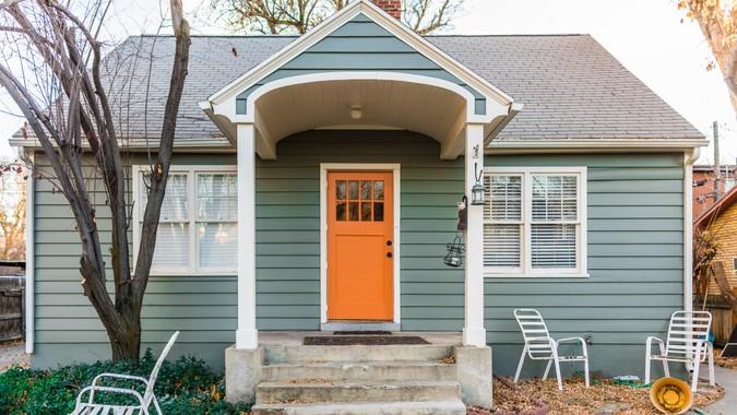 old fixer-upper home renovation