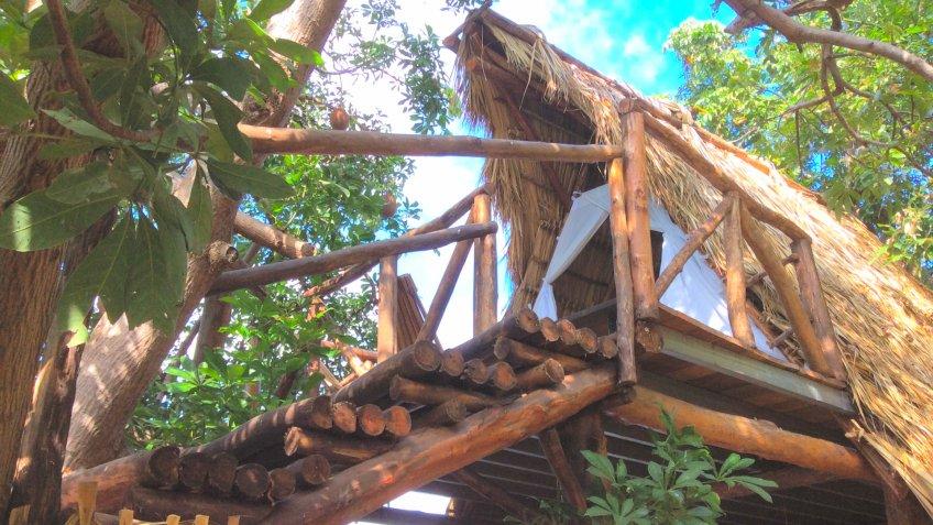 Private Island Treehouse in Granada, Nicaragua