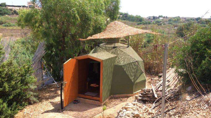 Remote Dome Near Rabat Malta
