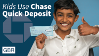 Kids Explain How to Use Chase Quick Deposit