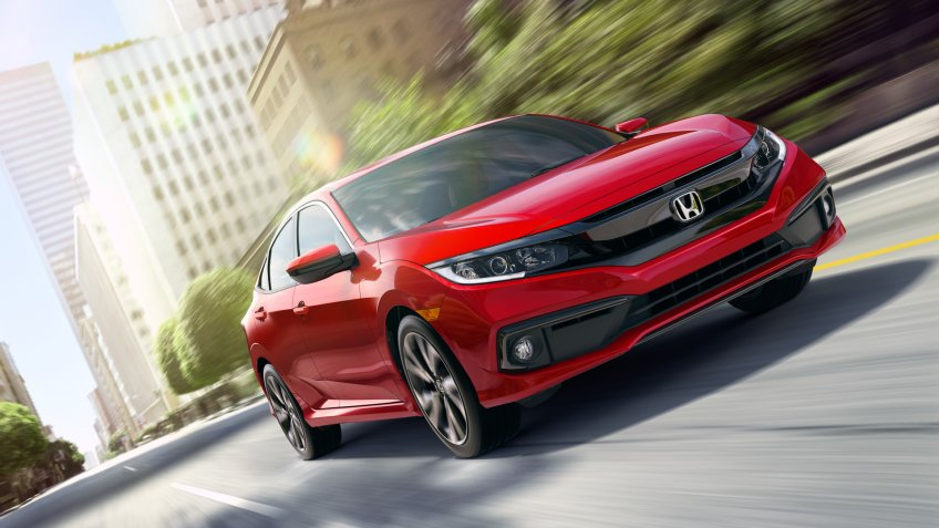 2019 Honda Civic Sedan best car