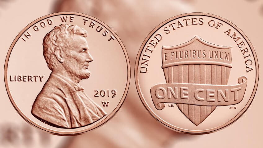 2019 United States Mint Proof West Point Penny.
