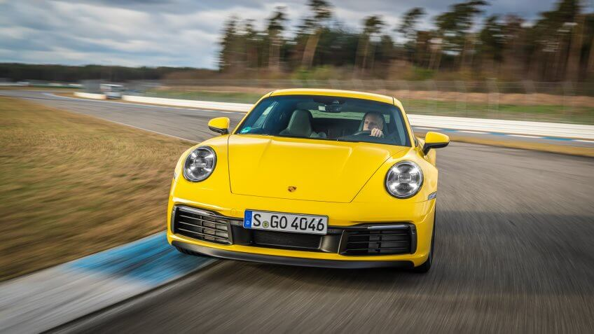 2020 Porsche 911 Carrera S new luxury car