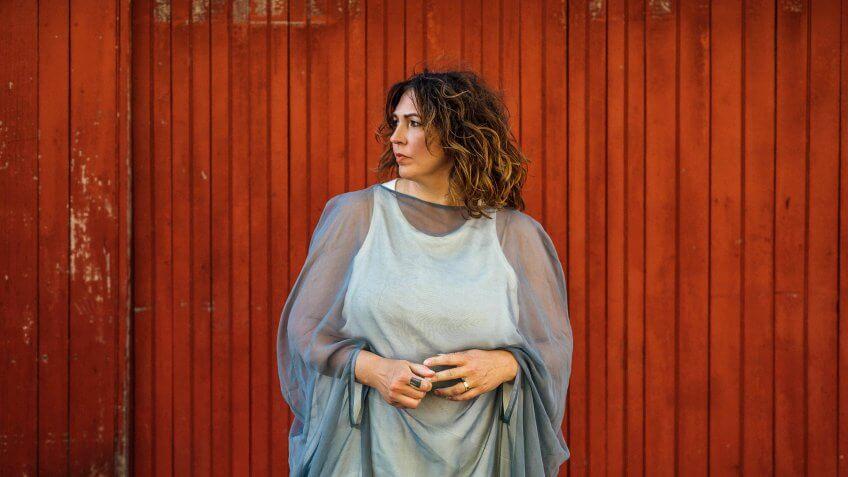 Angie Lane female architect