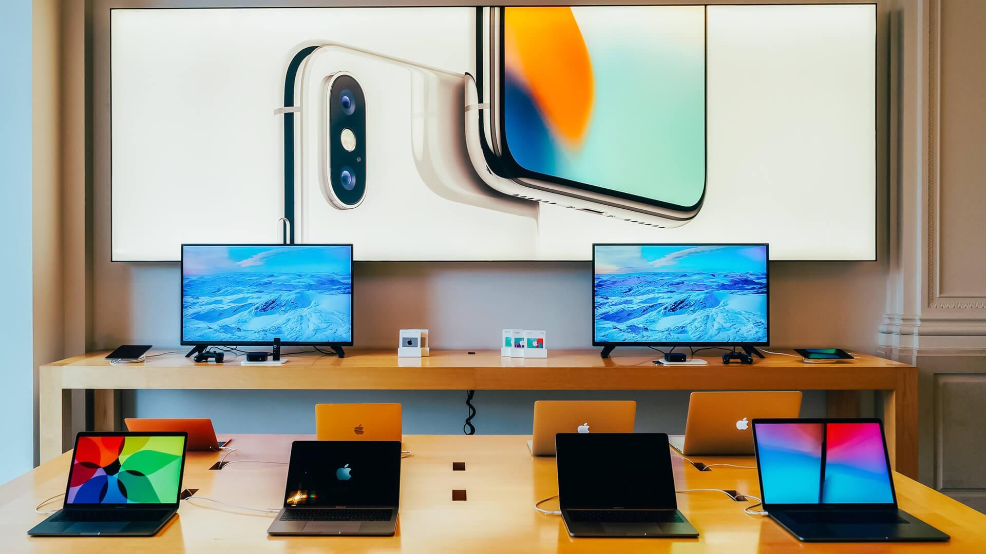 Apple job growth