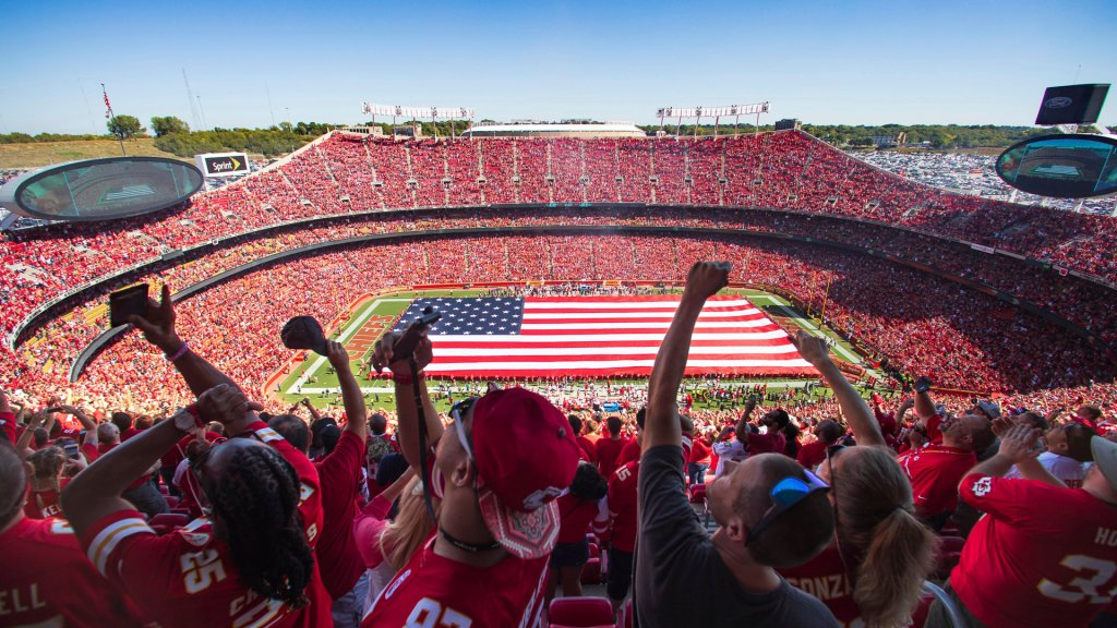 61e743d3051 Best Football Stadium in Every State