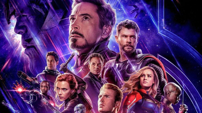 Avengers: Endgame film 2019 successful movie