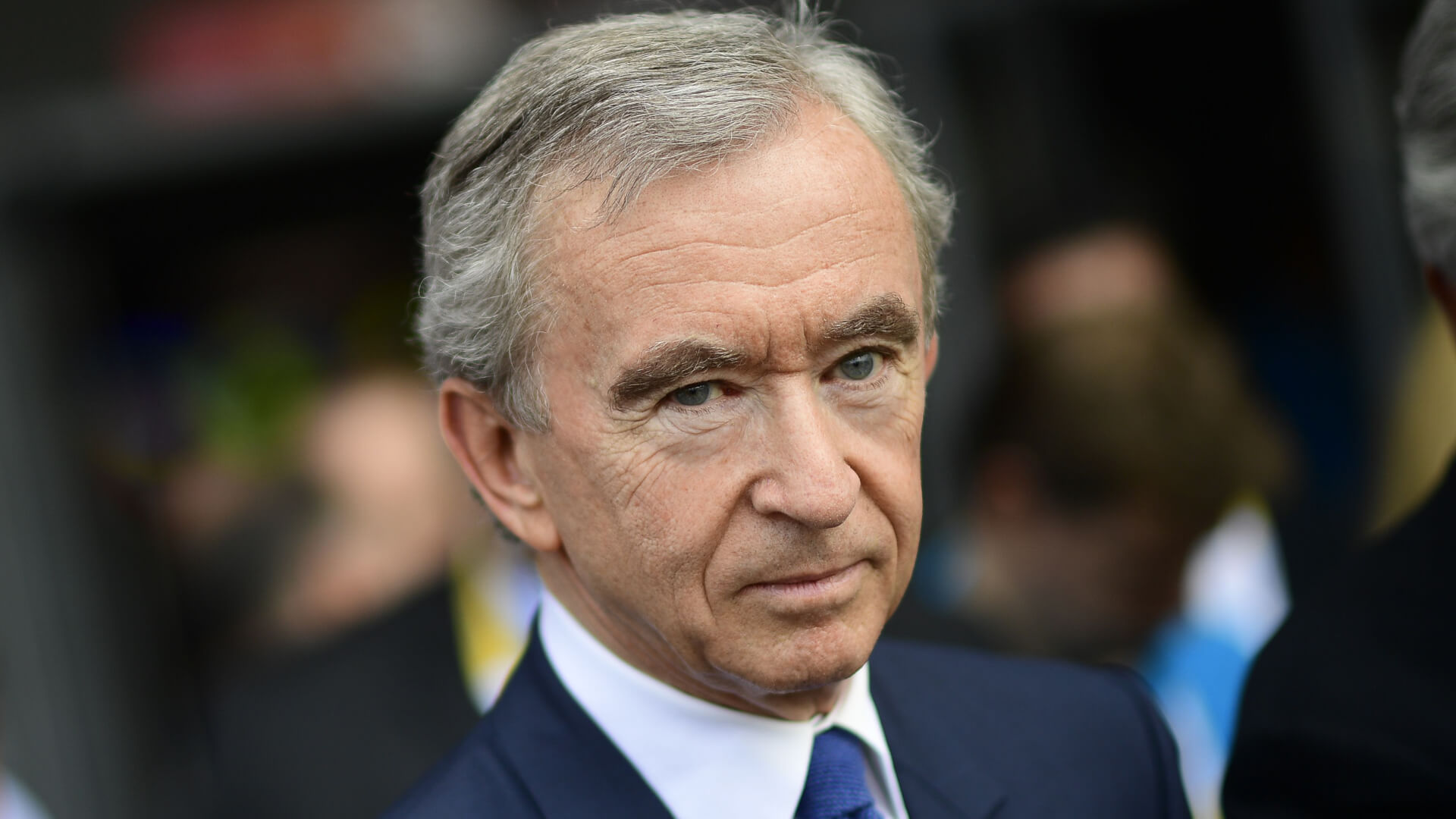 Bernard Arnault donates euros to Notre Dame restoration in Paris France